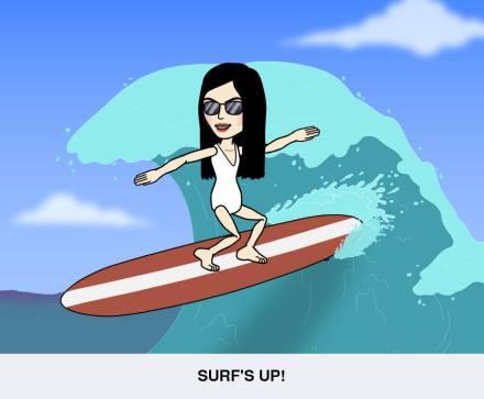 anesurfing
